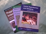 3 Book Set - Dog Reproduction, Whelping and Puppy Care
