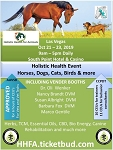 Holistic Health For Animals Conference