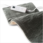 Heating Pad with Stay On Feature for Warming Box
