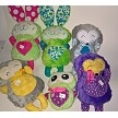 Super soft stuffies with aromatherapy hearts